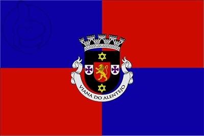 Bandera Viana do Alentejo