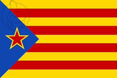 Bandera Estelada de Socorro Catalán