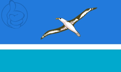 Bandera Islas Midway