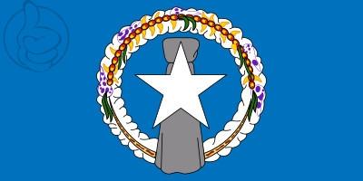 Bandera Islas Marianas del Norte
