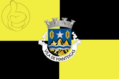 Bandera Manteigas