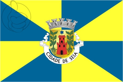 Bandera Seia