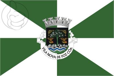 Bandera Vila Nova de Foz Côa
