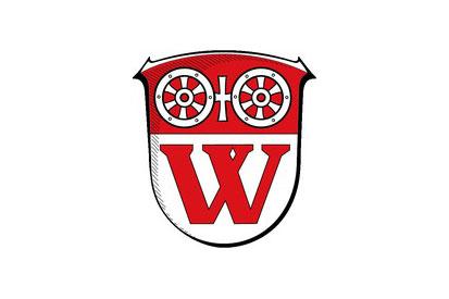 Bandera Walluf