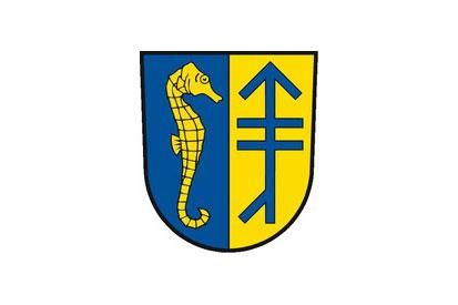 Bandera Insel Hiddensee