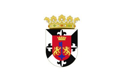 Bandera Santo Domingo (Rep. Dominicana)