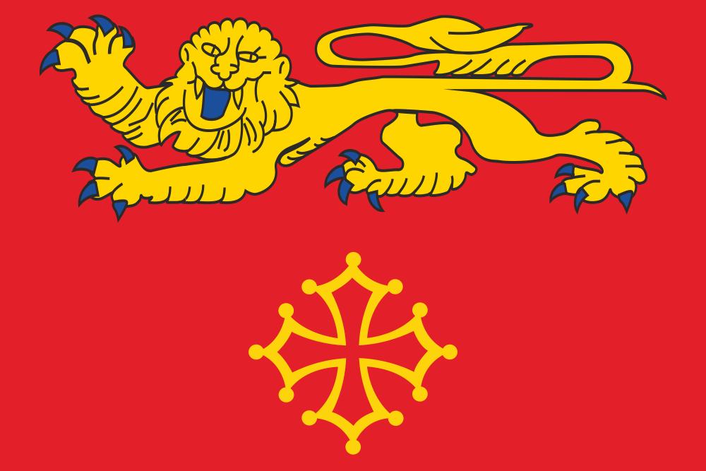 Bandera Tarn-et-Garonne