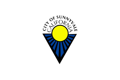 Bandera Sunnyvale, California