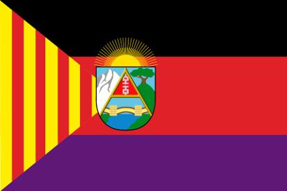 Bandera Consejo Regional de Defensa de Aragón