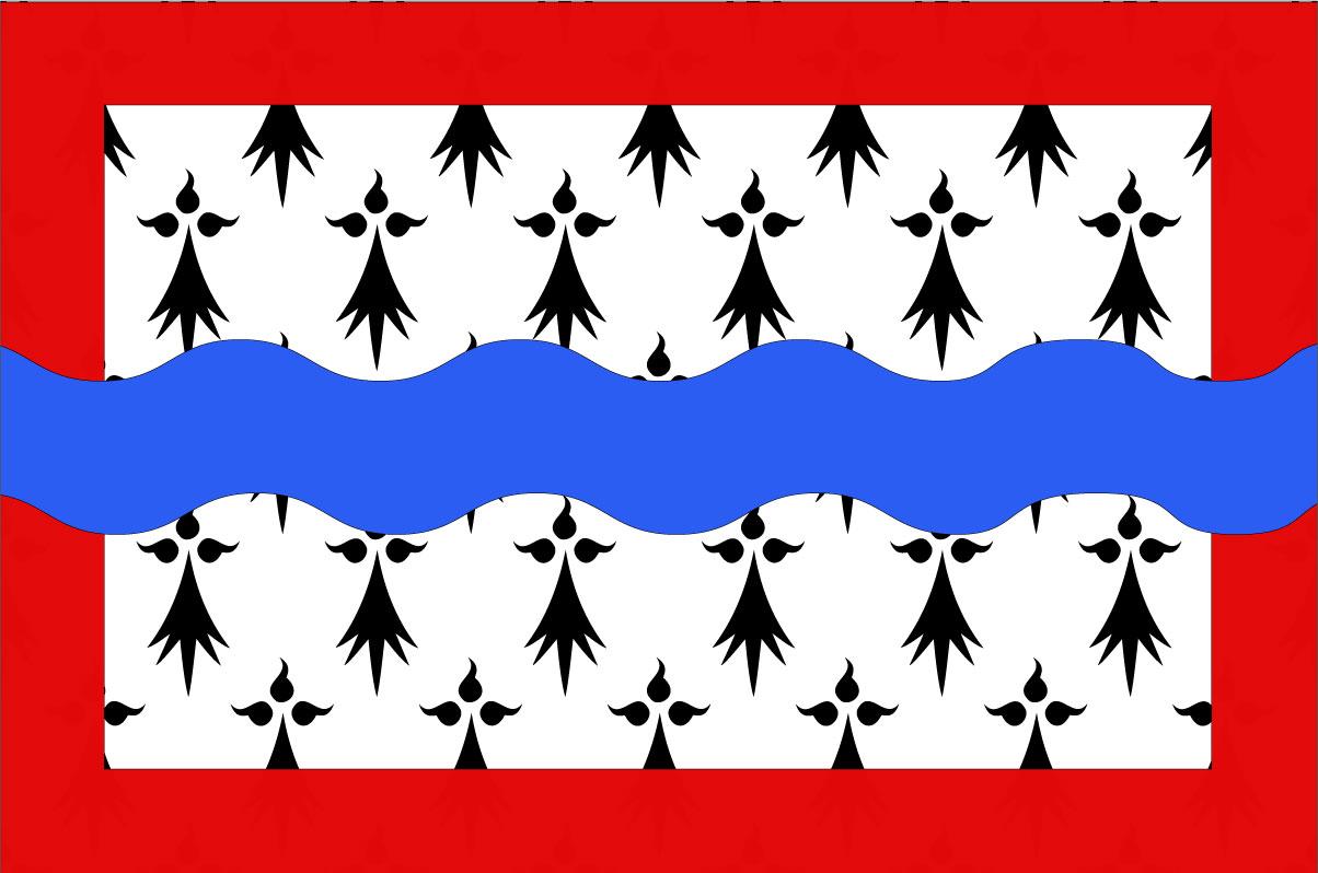 Bandera Haute-Vienne