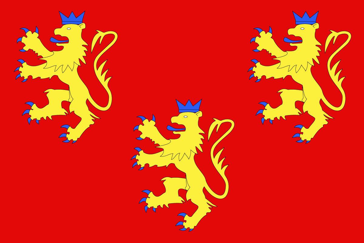 Bandera Dordogne