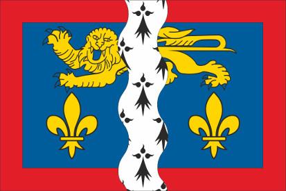 Bandera Mayenne