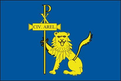 Bandera Arles