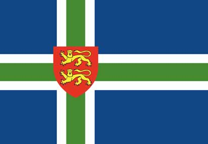 Bandera Pays de Caux