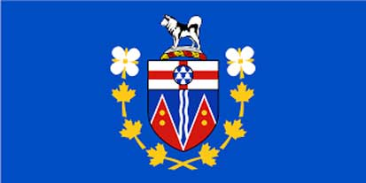 Bandera du commissaire du Yukon