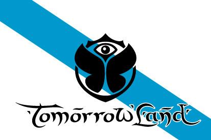 Bandera Tomorrowland Galicia
