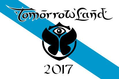 Bandera Tomorrowland Galicia 2017