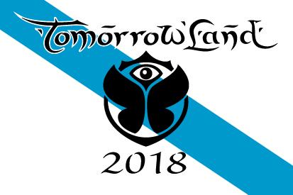 Bandera Tomorrowland Galicia 2018