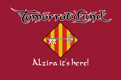 Bandera Tomorrowland Alzira