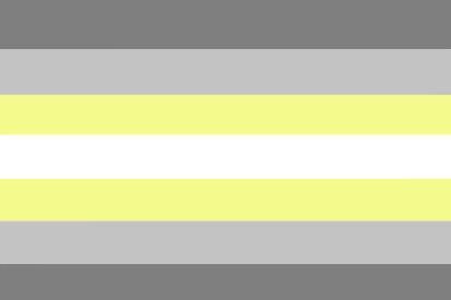 Bandera Demigénero