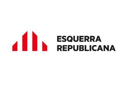 Bandera Esquerra Republicana