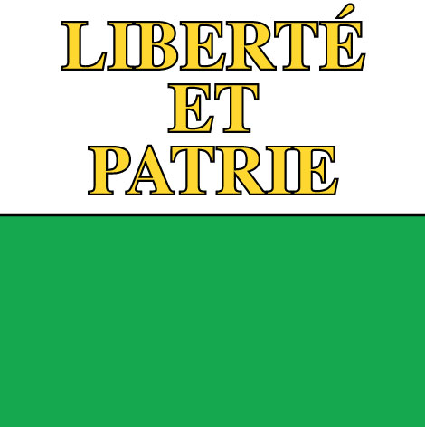 Bandera Canton de Vaud