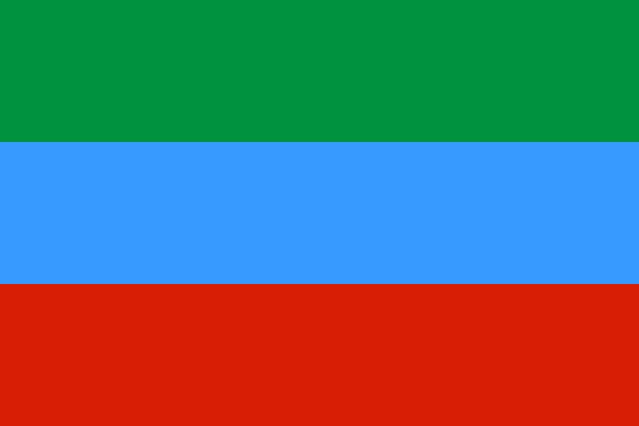 Bandera Daghestan