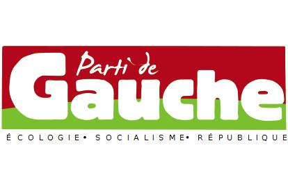 Bandera Partido de la izquierda