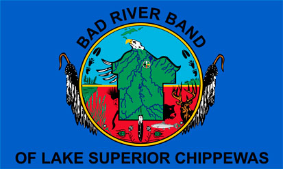 Bandera Bad River Band of Chippewa