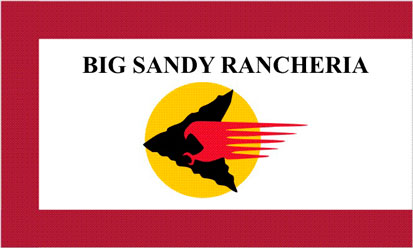 Big Sandy Rancheria personalizada