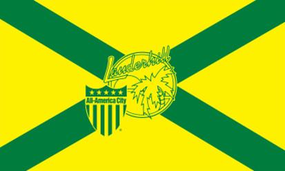Bandera Lauderhill, Florida