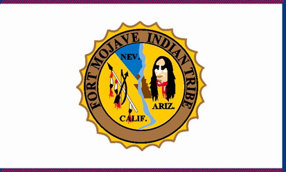 Bandera Fort Mojave