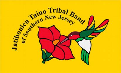 Bandera Jatiboniku Taino of New Jersey