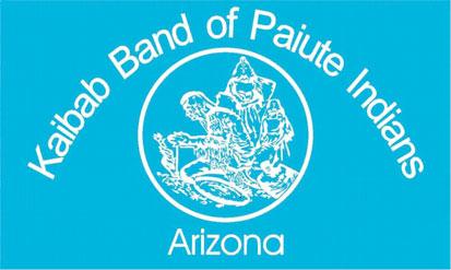 Bandera Kaibab Paiute