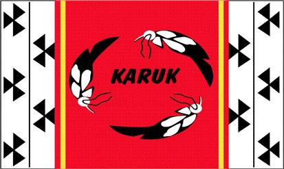 Bandera Karuk