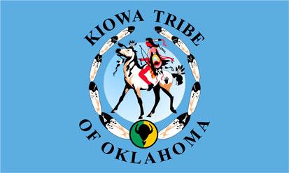 Bandera Kiowa