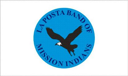 Bandera La Posta