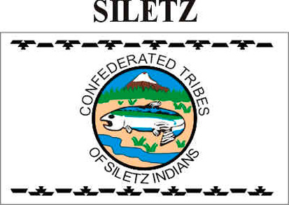 Bandera Siletz