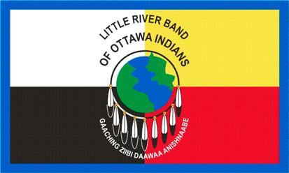 Bandera Little  River Ottawa