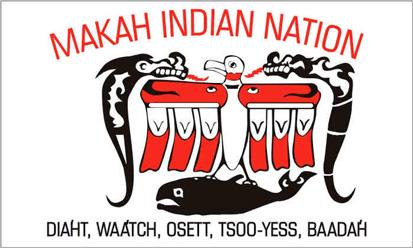 Bandera Makah