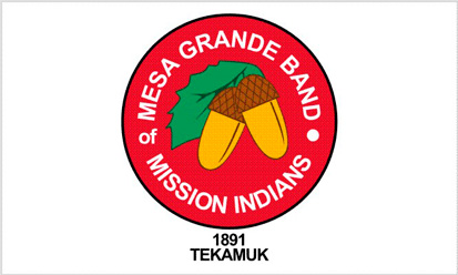 Bandera Mesa Grande
