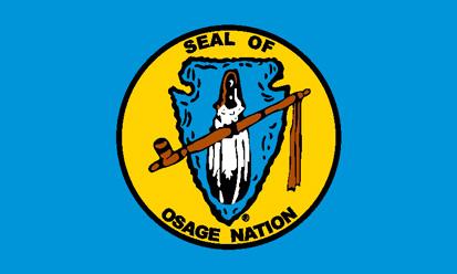Bandera Osage