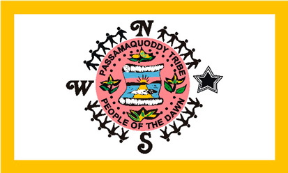 Bandera Passamaquoddy