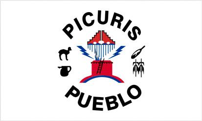 Bandera Picuris Pueblo