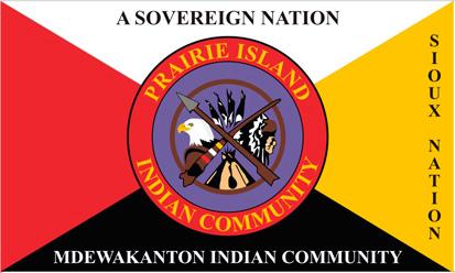 Bandera Prairie Island Sioux