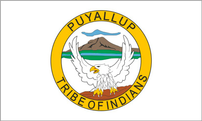 Bandera Puyallup