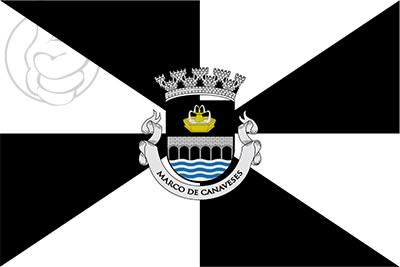 Bandera Marco de Canaveses