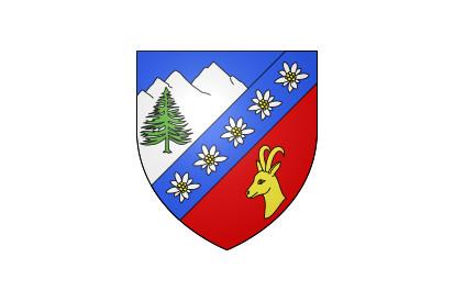 Bandera Chamonix-Mont-Blanc