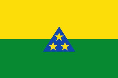 Bandera Pueblo Rico