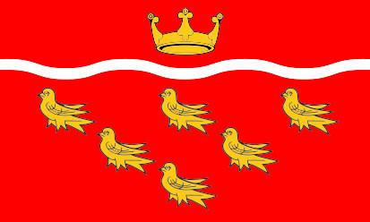 Bandera Sussex Oriental